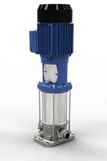 KSB Movitec V4-5B 3 Phase, Irrigation pump, sprinkler systems.